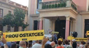 Manifestació presos polítics