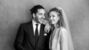 Marta Ortega y Carlos Torretta se han casado este viernes 16 de noviembre