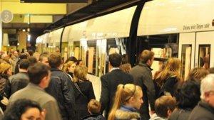 Metrovalencia modifica els horarir a partir del 26