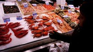 Molts peixos de consum humà poden estar contaminats