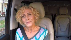 Montse Guallar ha estat la protagonista de la darrera entrega d''Al Cotxe'