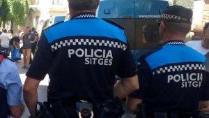 Mossos d'Esquadra i Policia Local de Sitges