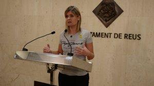 Noemí Llauradó, regidora de Salut de l'Ajuntament de Reus