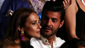 Paula Echevarría y Miguel Torres en una imagen de archivo