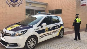 Policia local de Castelló