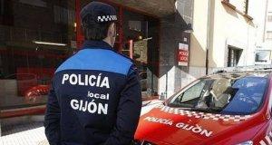 La Policía Local de Gijón detuvo a dos hombres por sendos delitos de violencia de genero en Nochebuena