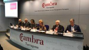 Presentació de l'informe de conjuntura de l'economia del Camp de Tarragona i Terres de l'Ebre