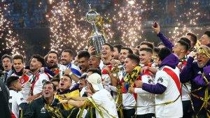 River Plate, campió de la Copa Libertadores 2018.