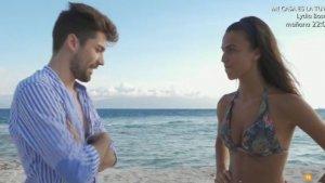 Sofía Suescun y Alejandro Albalá en 'Supervivientes 2018'