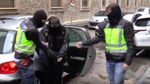 Un dels responsables de la secció en espanyol d'una pàgina neonazi detingut a Tarragona