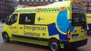 Una mujer de 50 años resulta herida tras ser atropellada en Salamanca