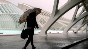 valencia pluja