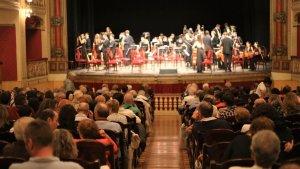 Vermusic 2018 | Actuació de la Jove Orquesta Simfònica de Barcelona a Reus