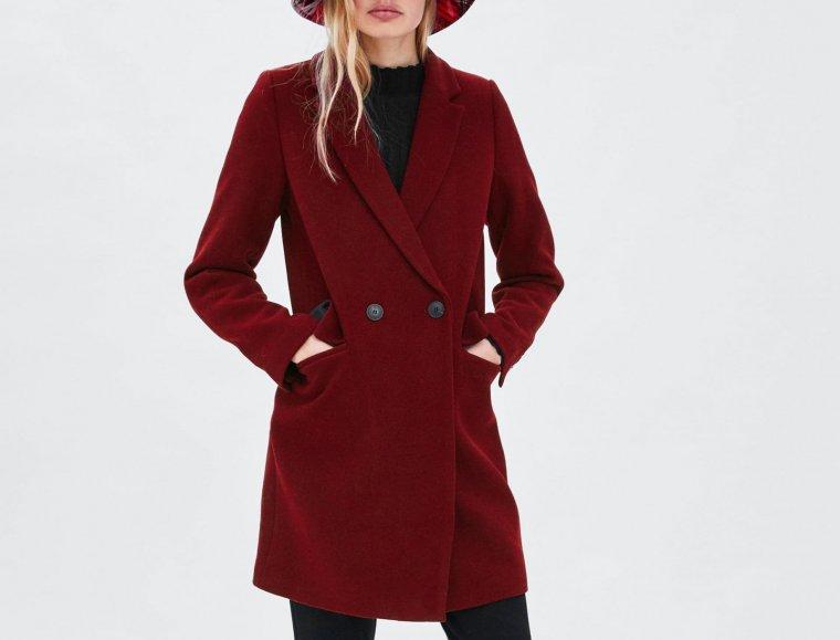 a691f41bb Los 16 abrigos de Zara para mujer que no puedes perderte en el ...
