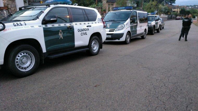 El govern espanyol no descarta enviar 1.000 agents de la Policia Nacional i de la Guàrdia Civil a Barcelona