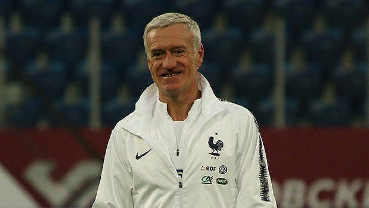 Didier Deschamps, en una imatge d'arxiu.