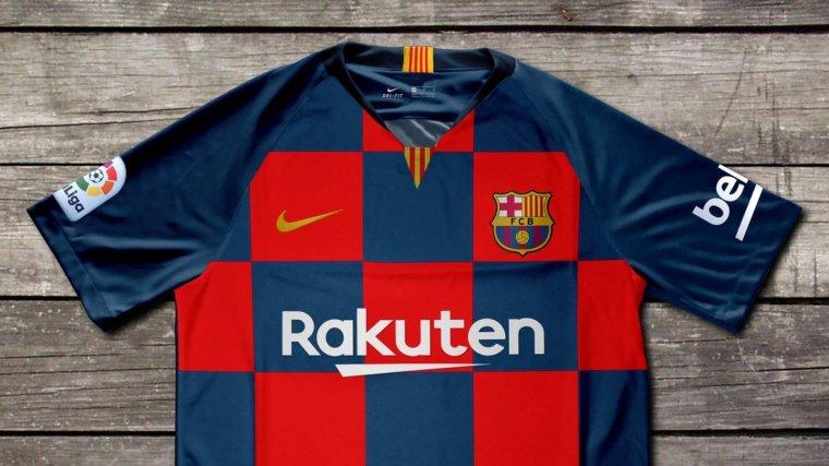 Disseny de la samarreta del Barça per a la temporada 2019 20. ab695a28ec1