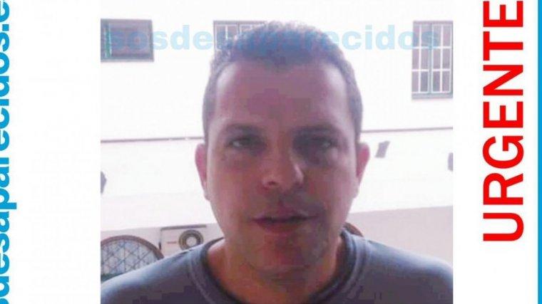 El hombre de 42 años fue visto por visto por última vez el 23 de diciembre