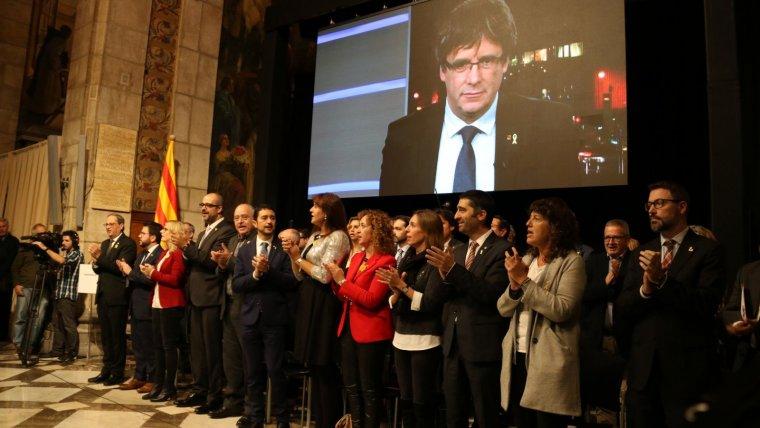El líder de Junts per Catalunya (JxCat) ha demanat a les forces sobiranistes coordinació