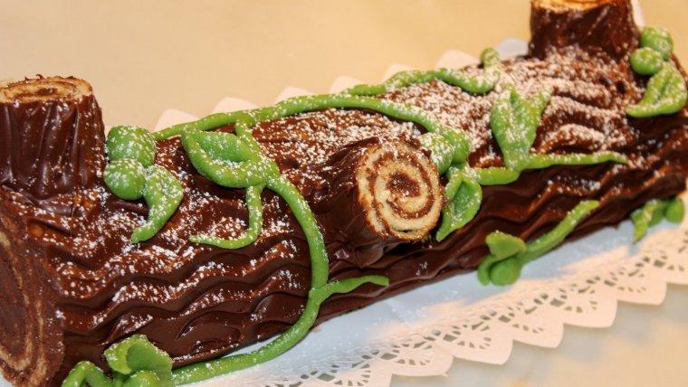 El tronc de Nadal, l'àpat més divertit de les festes