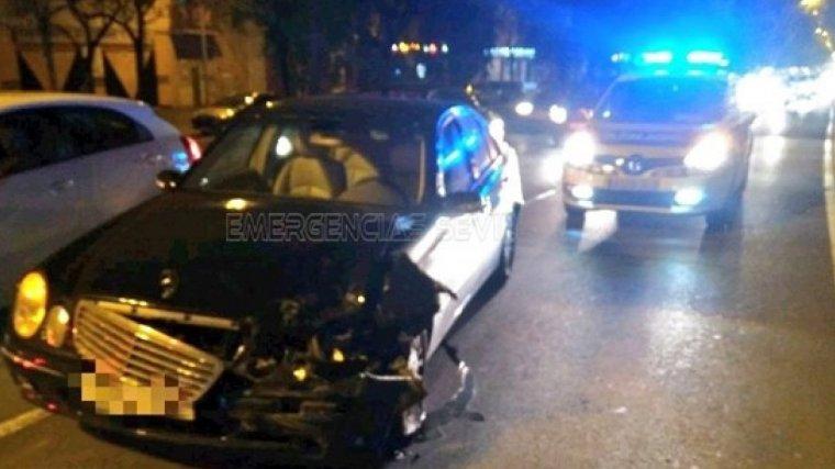 En el accidente se han visto implicados dos vehículos