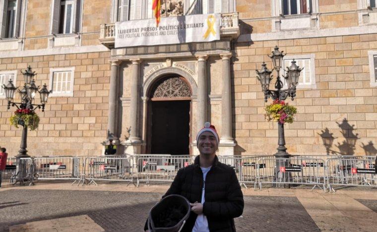 'Españoles de a Pie' ha optat per regalar carbó a Quim Torra de cara a aquestes festes de Nadal