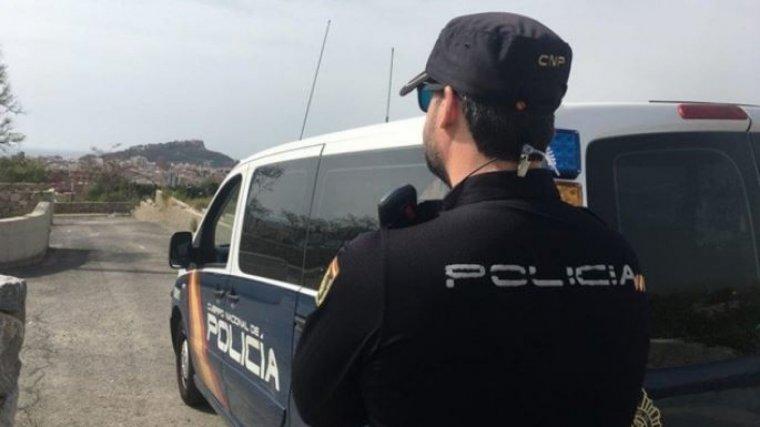 La Policía Nacional detuvo al agresor que alegó haber sido agredido días atrás por el otro hombre