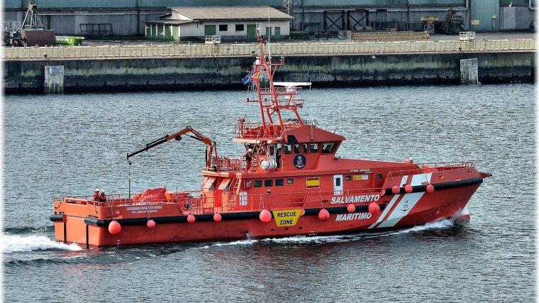 Los equipos de salvamento descartaron que el desaparecido cayese al agua