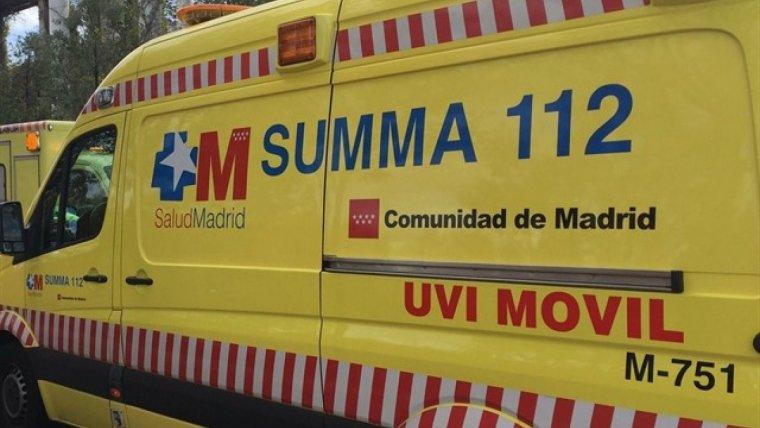 Una de las personas heridas presenta heridas graves y ha tenido que ser trasladada de urgencia