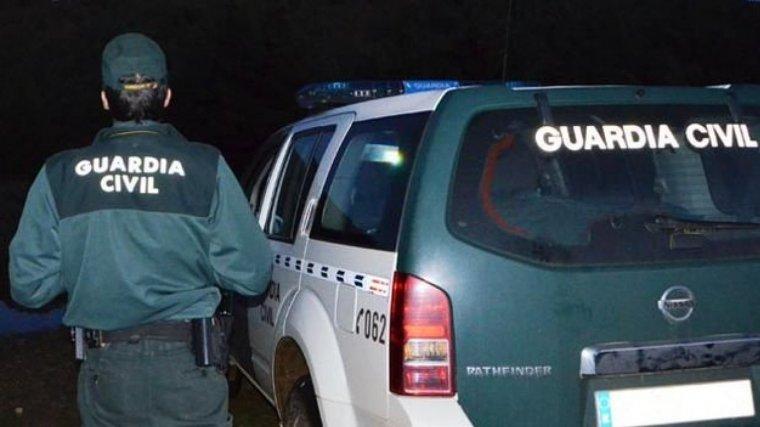 Imagen de archivo de una patrulla de la Guardia Civil.