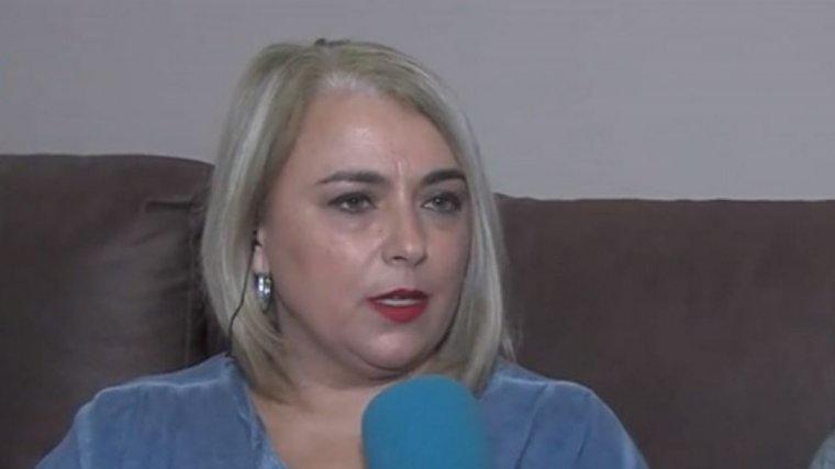 Imagen de la víctima de Isla Cristina