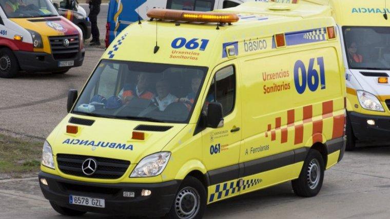 Las asistencias tuvieron que trasladar a las víctimas heridas a dependencias médicas