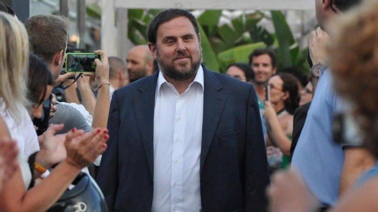 Imatge d'arxiu d'Oriol Junqueras