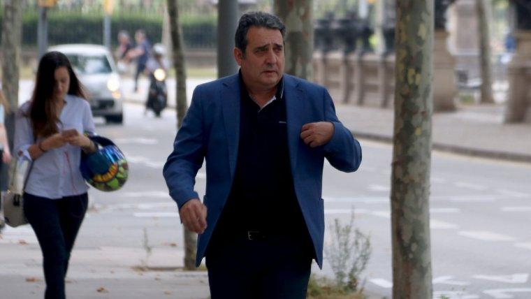 Imatge de l'exalcalde de Sabadell, Manuel Bustos