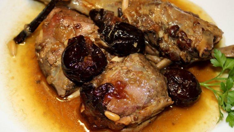 Imatge del rostit de Nadal que menjem durant el dinar mare de les festes