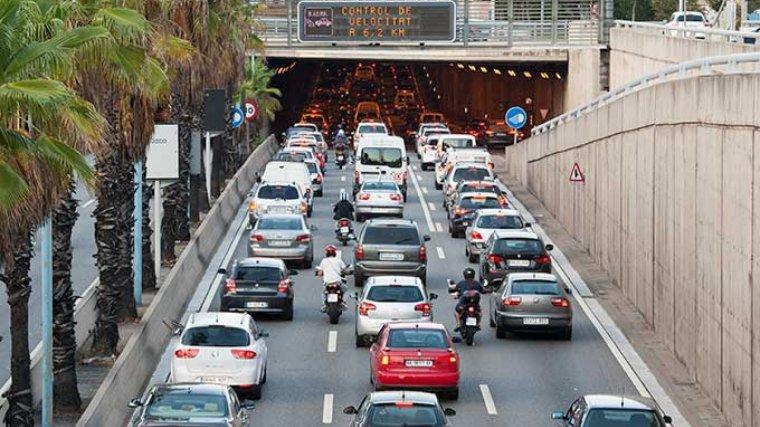 Aquest pont de la Puríssima s'esperen més de 480.000 desplaçaments des de l'àrea metropolitana