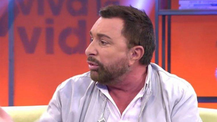 José Manuel Parada en 'Viva La Vida'