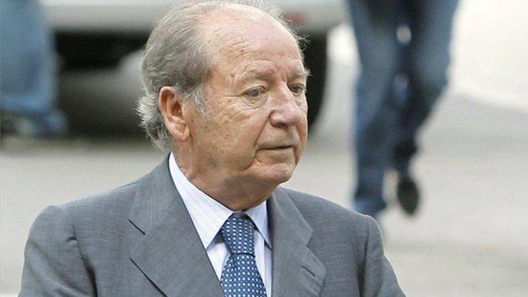 Josep Lluís Nuñez ha mort als 87 anys
