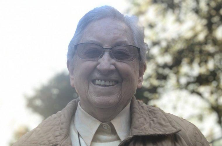 La Mercedes és una missionera cubana de 86 anys que va treballar durant anys a África