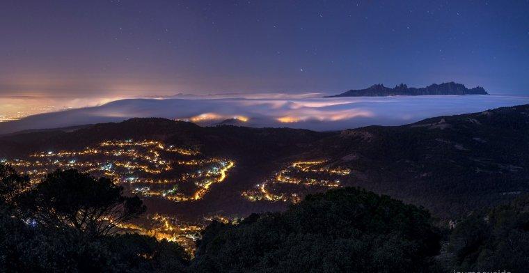 La nit de Cap d'Any serà serena i freda generalment, amb boires concentrades al centre i ponent