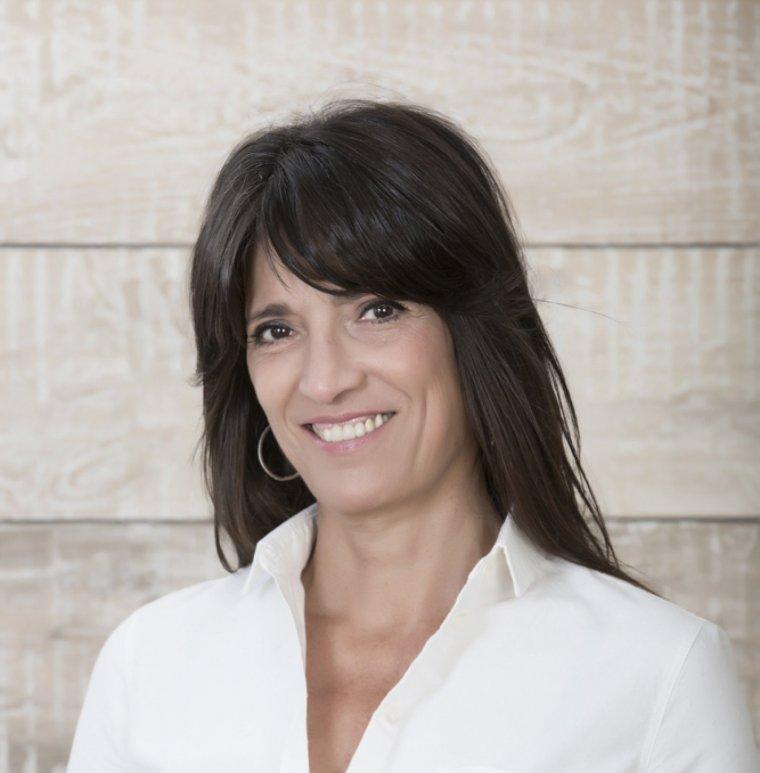 La periodista Pilar Calvo