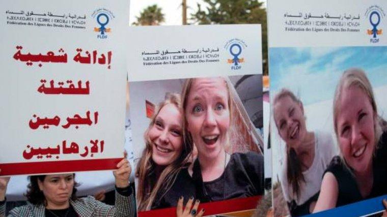 Las turistas danesa y noruega aparecieron decapitadas en una zona del Atlas el 17 de diciembre