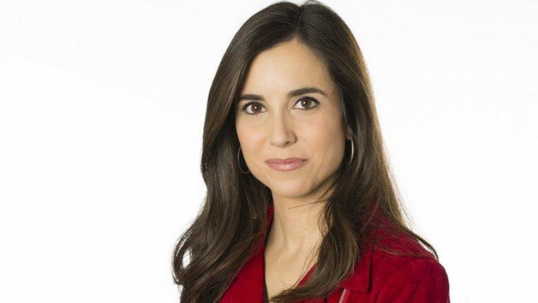Laura Rosel, presentadora del 'FAQS', una de les periodistes de moda a Catalunya