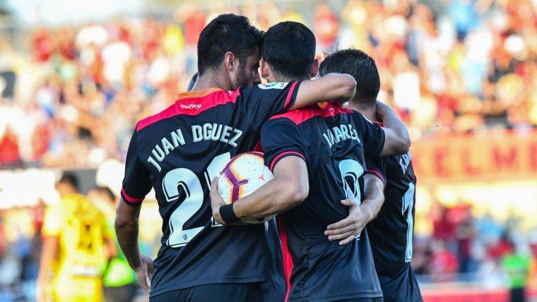 Les millors imatges del derbi entre CF Reus i Nàstic
