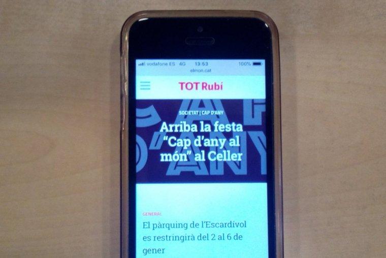 Les notícies més llegides al web del TOT Rubí