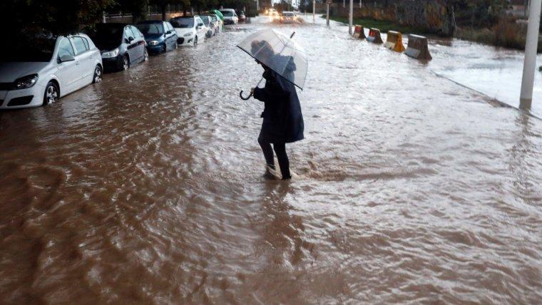 Les pluges han causat moltes inundacions aquest any a Catalunya