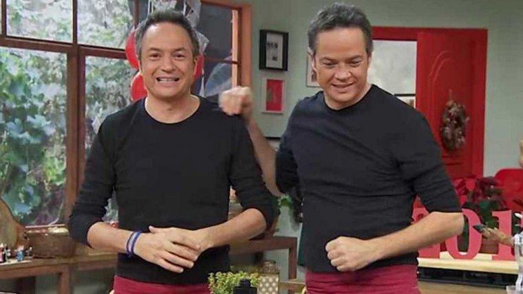 Los Hermanos Torres en su programa de 'TVE', 'Torres en la cocina'