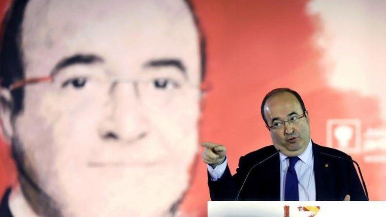 Miquel Iceta també ha advertit que és molt probable que VOX arribi al Parlament de Catalunya
