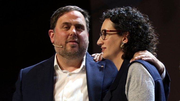 Oriol Junqueras i Marta Rovira han trencat el seu silenci sobre el judici del procés