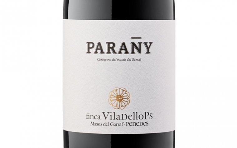 Parañy, la carinyena de Finca Viladellops